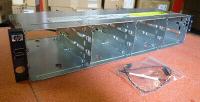 507254-001 HP Hard Disk Drive (HDD) Cage Assembly - 12-bays, • 150£