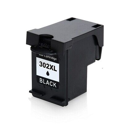 302XL Compatible Text Quality Black Ink Cartridge Pack For HP Envy 4522 • 11.49£