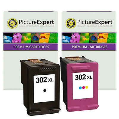 Compatible Text Quality Black & Colour Ink Cartridge Set For HP Officejet 3835 • 27.90£
