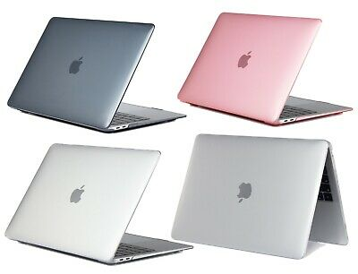 Clear Slim Hard Shell Case Cover Skin For Apple MacBook Air Pro 11  12  13  • 12.95£