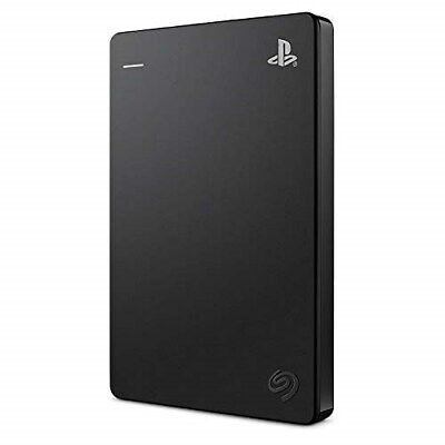 Seagate Game Drive For PS4 2TB Mobile External Hard Drive In Black - USB3.0 • 69.69£