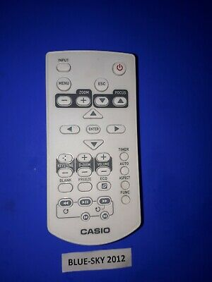 Casio Yt-130 Projector Remote Control *free Uk Post* • 25£