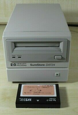 Hp C1556-69202 Sure Store Dat24 (no Data Cable) • 50£