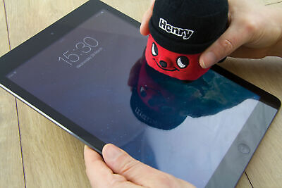 Henry Microfiber Screen Cleaner Phone Tablet Touchscreen Laptop PC Quirky Fun • 5.99£