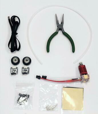 Hot End And Spares Kit For Creality CR-10/CR-10S 2 X Limit Switches 2 X Wheels • 9.99£