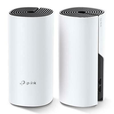 TP-LINK Deco AC1200 Whole Home Mesh Wi-Fi System (2 Pack) - DECO M4(2-PACK) • 77.49£