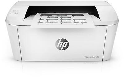 HP LaserJet Pro M15a A4 Mono Laser Printer Up To 19ppm Mono Printing Speed • 92.99£