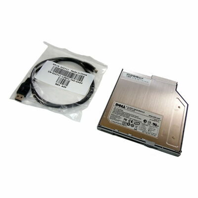 Dell D-Series Floppy Drive Module With Cable GR325 J2711 • 12.99£