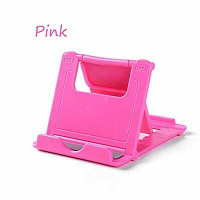 Mobile & Tablet Folding Stand - Pink • 2.96£