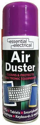 Air Duster Cleaner Can For Laptop 200 Ml Compressed Keyboard Mouse Printers • 4.99£