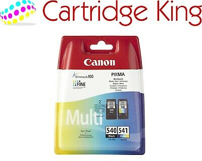 Original Canon 540/541 2-Ink Pack For Pixma MG3650 • 27.99£
