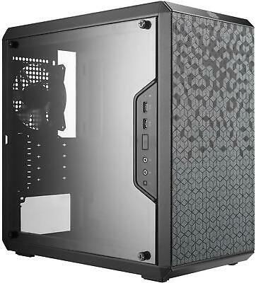 Cooler Master MasterBox Q300L Windowed Mini Tower Case Mini Tower • 49.99£