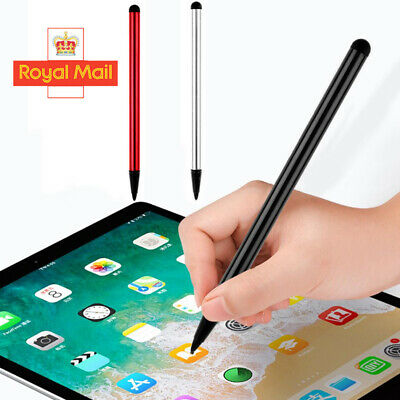 2 In 1 Capacitive Touch Screen Stylus Pen For IPad IPhone Samsung Universal UK • 3.99£