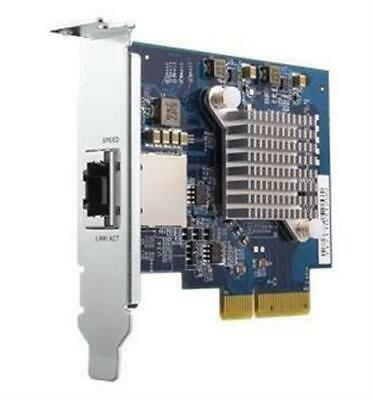 QNAP Single Port 10GbE Network Expansion Card • 110.99£