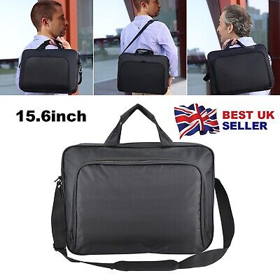 15.6 Inch Laptop Bag Carry Case For Dell HP Sony Acer Asus Samsung Notebook NEW • 7.99£