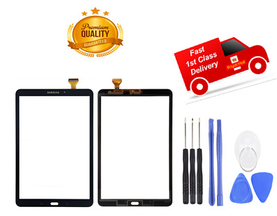 Samsung Galaxy Tab A 10.1 SM-T580/T585 Touch Screen Digitizer Replacement Black • 16.50£
