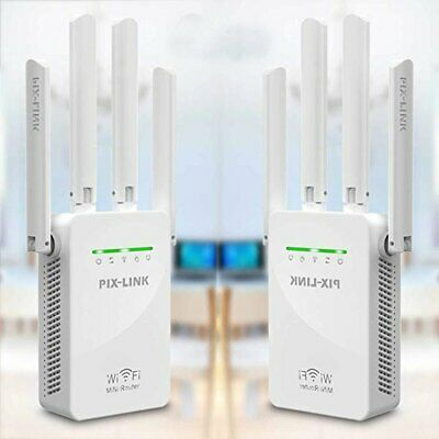 Wifi Range Extender Repeater Wireless Router Range Signal Booster 2.4GHz UK • 14.29£