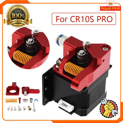 Metal Extruder Remote Dual Drive Gear For Creality 3D Printer Ender3 Kits • 11.69£