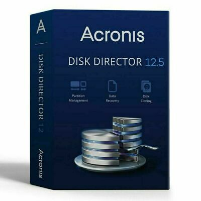 Acronis Disk Director 12 LIFETIME License Key Fast Delevery • 1.20£