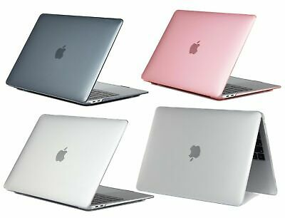 Clear Slim Hard Shell Case Cover For Macbook Pro 13.3 Touch ID A2251 A2289 2020 • 9.95£