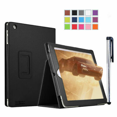Leather Flip Stand Case Cover For Apple IPad 5th/6th Generation 9.7 Inch 2017/18 • 5.99£