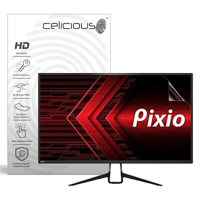 Celicious Vivid Pixio PX329 Monitor Invisible Screen Protector [Pack Of 2] • 43.96£