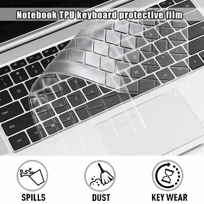 Washable Silicone Laptop Keyboard Skin Protective Cover For Macbook 2020 Air 13 • 3.02£