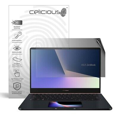 Celicious Privacy Asus ZenBook Pro 14 UX480FD Anti-Spy Screen Protector • 34.36£