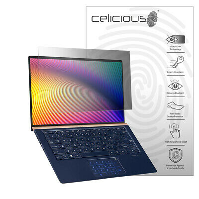 Celicious Privacy Asus ZenBook 13 UX334FLC (Touch) Anti-Spy Screen Protector • 34.36£
