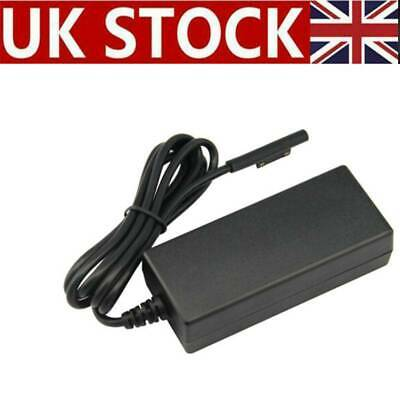 Fits For Microsoft Surface Pro 3 Pro 4 (i5/i7) Adapter Charger Power Supply UK • 8.59£
