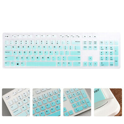 1 Pc Silicone Keyboard Protective Cover Compatible For Dell KB216 Wired Keyboard • 2.90£