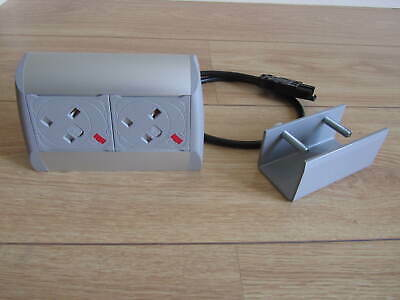 OE Electrics Poco Office Desk Socket • 15£