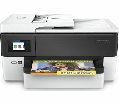 HP OfficeJet Pro 7720 All-in-One Wireless A3 Inkjet Printer With Fax - Currys • 22.95£