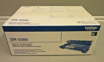 Genuine Brother DR-3300 / DR3300 Drum Unit (30,000 Pages) - New & Sealed • 89.95£