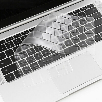 For Apple MacBook Air 13.3  2020 Clear Silicone Keyboard Protector Cover Skin • 3.19£
