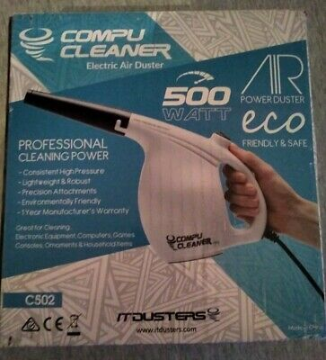IT Dusters CompuCleaner - Electric Air Duster • 45£