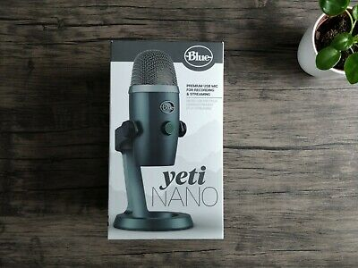 Blue Yeti Nano USB Microphone - Shadow Grey • 69.99£