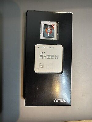 AMD Ryzen 7 3700X - 3.6 GHz Octa-Core Processor • 150£