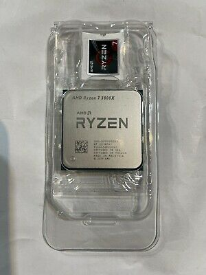 AMD Ryzen 7 3800x 3.9GHz 8 Core Processor • 147£
