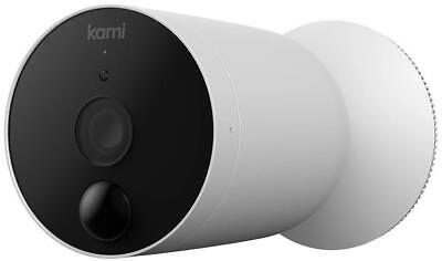 Kami Outdoor Smart Battery Camera (W102) 100% Wire Free Long Battery Life 1080p • 61.99£