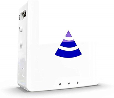 Pyramid WiFi - VPN Router | Plug And Play | Perfect For IPTV, Travel Or Home 30 • 24.98£
