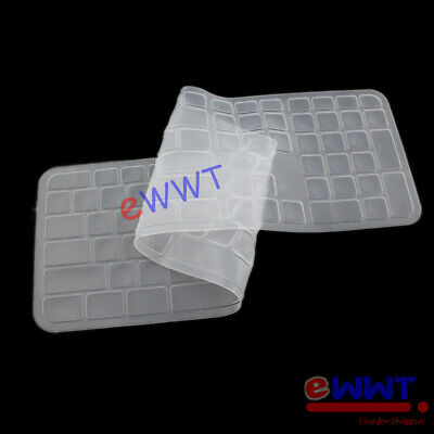 Clear * Silicone Soft Cover For Logitech MX Keys Advanced Keyboard 2019 ZKOP414 • 4.06£