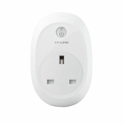 Wi-fi Energy Consumption Monitoring Device Plug Smartphone App Away Mode Wall • 32.99£