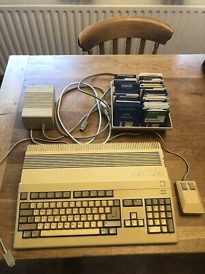 COMMODORE AMIGA A500 COMPUTER Tested And Working • 72£