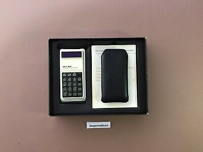 Original Sinclair Programmable Calculator - Working Example Boxed        • 180£