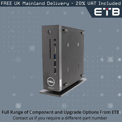 Dell Wyse 5070 Extended Thin Client 16f/8gb - 4XM94 - NOB • 168£