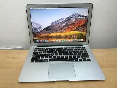 MacBook Air A1466 I5 1.6 GHz 4GB RAM 128 SSD13  Early 2015 A • 409£