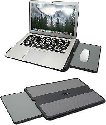 MAX SMART Portable Laptop Lap Pad, Laptop Desk With Retractable Mouse Tray, A... • 108.27£