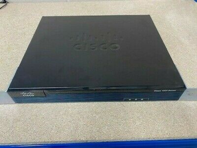 Cisco 1921 Integrated Services Router • 29.99£