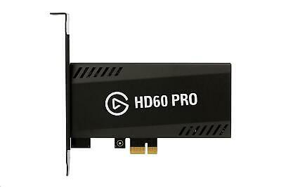 Elgato Game Capture HD60 Pro Capture Card Max Resolution: Full HD 1920 X 1080 • 127.37£